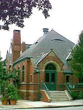 Photo: Old Enoch Pratt Free Library No. 2 - now home to the NDC (Neighborhood Design Center)
