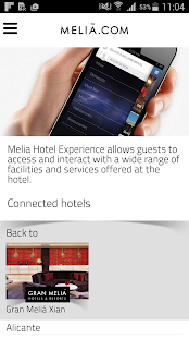 Meliá- screenshot thumbnail