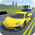 Extreme Traffic Race - Car Game icon