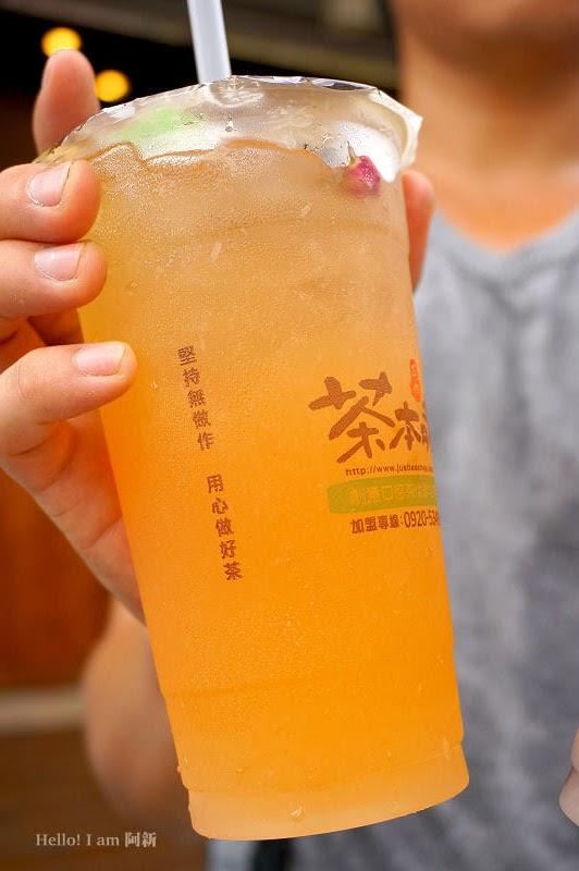 茶本味手作茶鋪,大甲飲料店-18