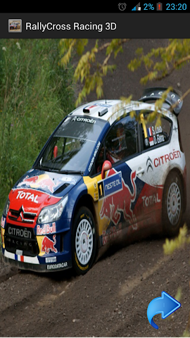 android RallyCross Racing Screenshot 2