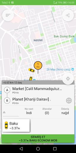 Get Taksi AZ screenshots 3