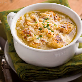 Golden French Onion Soup