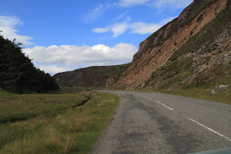 Photo: Isle of Lewis, road to Uig.