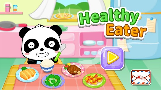 Healthy Eater - Baby's Diet- screenshot thumbnail