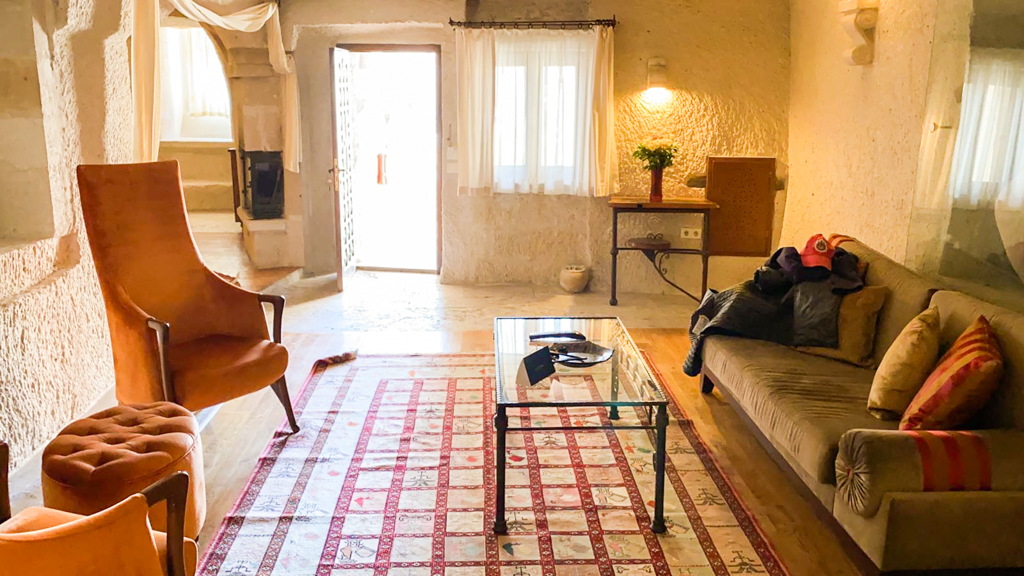 Anatolian Houses Cave Hotel Presidential Suite