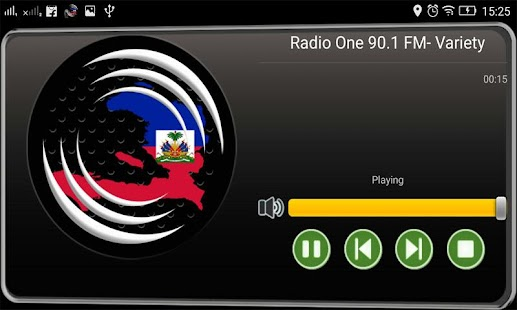 Radio FM Haiti- screenshot thumbnail