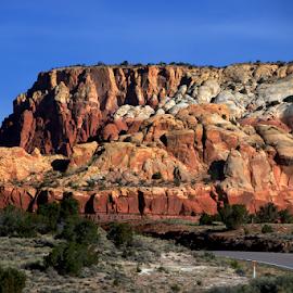 New Mexico by Fabienne Lawrence - Uncategorized All Uncategorized ( mountain, nature, new mexico, landscape )