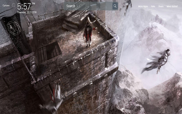 Assassin's Creed Wallpapers New Tab