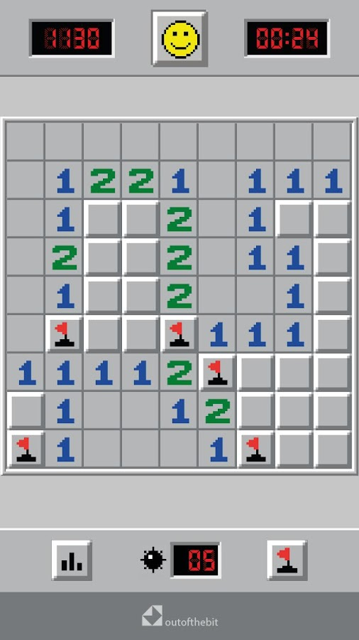 Minesweeper - Classic Games- screenshot