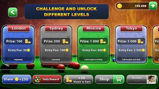 8 Ball Pool - Multiplayer Screenshot