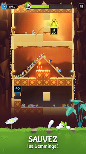 Télécharger Lemmings - Aventure puzzle APK MOD (Astuce) screenshots 1