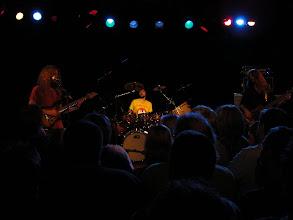 Photo: Guthrie Govan, Marco Minnemann, Bryan Beller