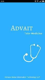 Advait TeleMedicine - náhled