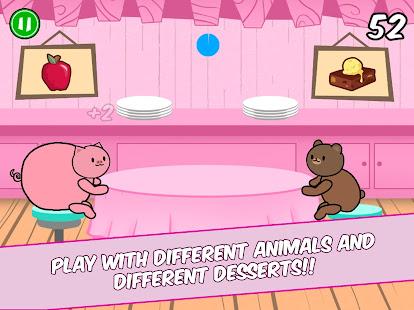 Game Bunny Pancake Kitty Milkshake - Kawaii Cute Games APK for Windows Phone