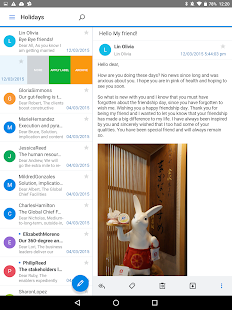 Synology MailPlus- screenshot thumbnail