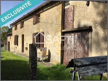 maison à Pressac (86)
