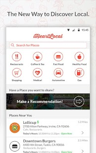 iHeartLocal- screenshot thumbnail