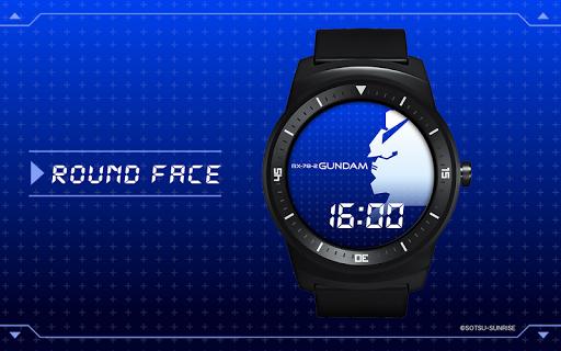 機動戦士ガンダム RX-78-2 Watch face