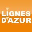 Lignes d'Azur Mobile icon