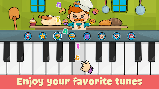 Kids piano 3.3.7 screenshots 1