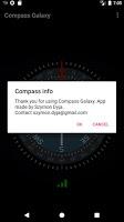 screenshot of Compass Galaxy
