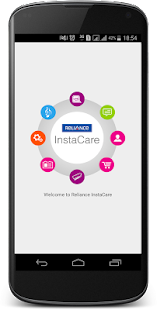 Reliance InstaCare- screenshot thumbnail