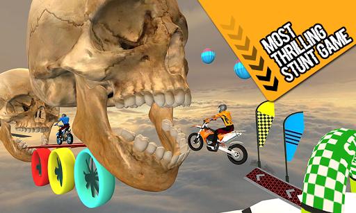 Racing Bike 3D Trial Bike Stunts Ramp Bike Jumping 1.1 screenshots 2