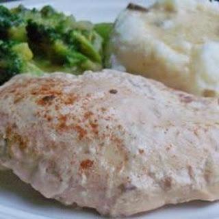 Slow Cooker Chicken Parisienne.