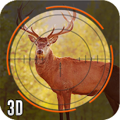 Jungle Deer Sniper Hunting