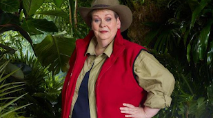 Anne Hegerty struggled to adjust to jungle life