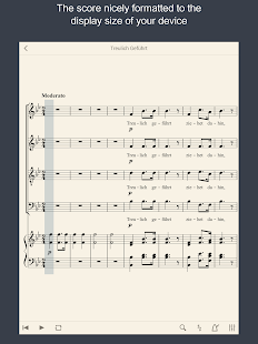 MuseScore- screenshot thumbnail