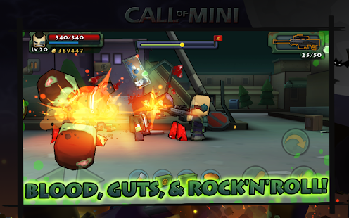 Call of Mini: Brawlers- screenshot thumbnail