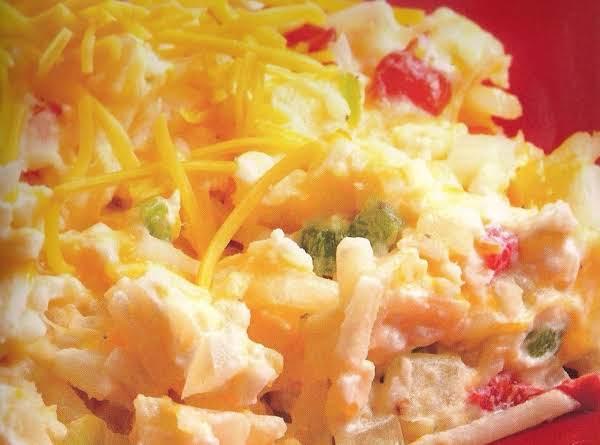 Easy Cheese Potato