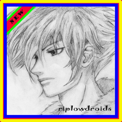 drawing manga DIY
