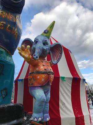 L' elefante Pinocchio di carla_gioco