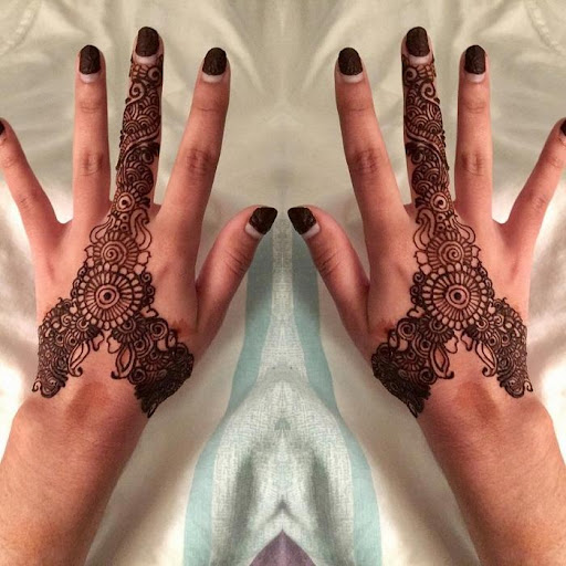 Finger Mehndi designs 1.1 screenshots 4