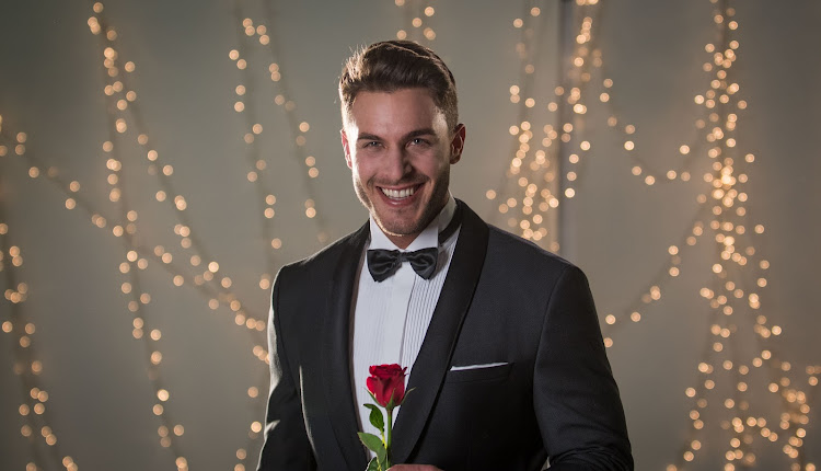 Lee Thompson is the first bachelor to look for the love of his life on Mzansi's version of The Bachelor on M-Net.