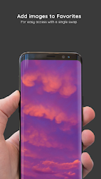 Purple Wallpapers 4K PRO Purple Backgrounds APK screenshot thumbnail 4