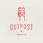Logo for Outpost Brewing