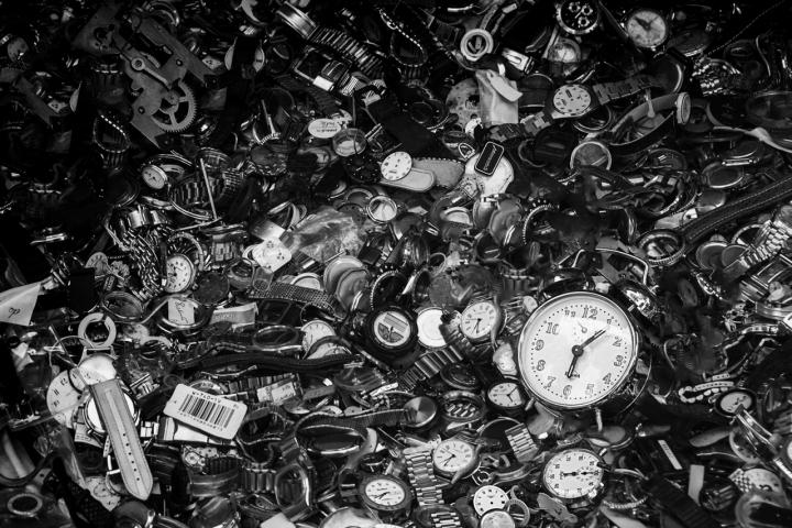 La fine dei numeri.... di Samuele Tronchi