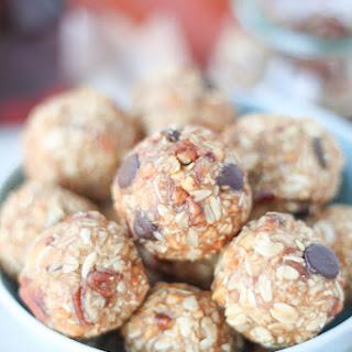 Maple Pecan Energy Balls
