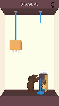 Rescue Cut - 謎解き 脱出ゲームのおすすめ画像2