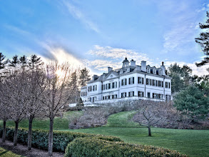 Photo: The Mount - Lenox, MA home of American author Edith Wharton.  http://en.wikipedia.org/wiki/The_Mount_%28Lenox,_Massachusetts%29  #travelthursday curated by +Laura Mitchum  +History Thursday curated by +Matt Shalvatis