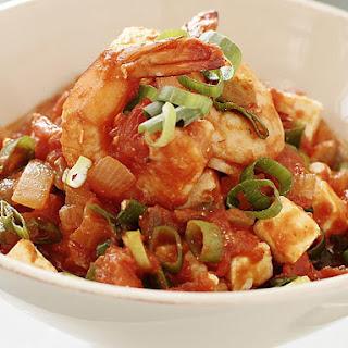 Tomato Shrimp.