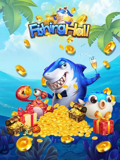 Fishing Hall-Free Slots,Poker,Fishing Saga 1.0.6 screenshots 1