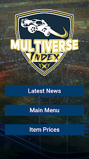 Multiverse Price Index - náhled