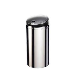 Cos de gunoi cu senzor, 50 L, inox, Halber