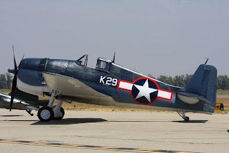 Photo: Grumman F6F-3 Hellcat