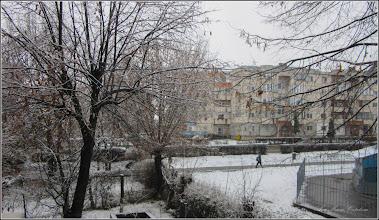 Photo: Calea Victoriei, alee pietonala, Mr.2 - 2018.03.20